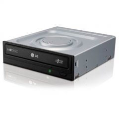 ODD LG GH24NS95 Super-multi DVD-RW 24x SATA Black