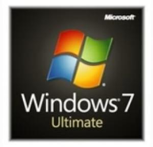 Windows Ult 7 SP1 32-bit English 1pk DSP OEI DVD