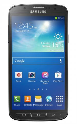 Samsung Smartphone GT-I9295 GALAXY S IV Active Gray