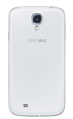 Samsung Smartphone GT-I9505 GALAXY S IV White + Targus Everyday Protection Black for Samsung S4