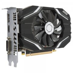 MSI Video Card GeForce GTX 1050 OC GDDR5 2GB/128bit