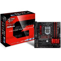 ASROCK Main Board Desktop H270 (S1151