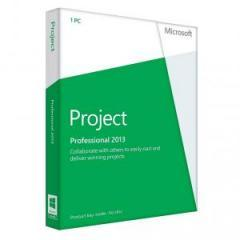 Project Pro 2013 32-bit/x64 English Medialess