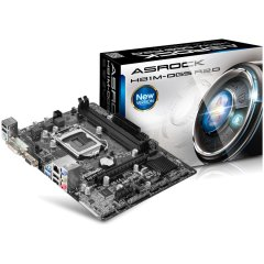 ASROCK Main Board Desktop iH81 (S1150