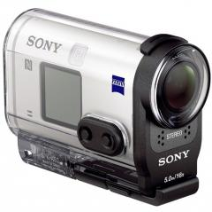 Sony HDR-AS200V (white) Body + Waterproof Case