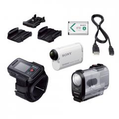 Sony HDR-AS200VR (white) Body + Live-View Remote Kit + Sony CP-V3 Portable power supply 3000mAh