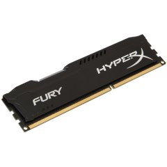 Kingston  8GB 2400MHz DDR4 CL15 DIMM HyperX FURY Black