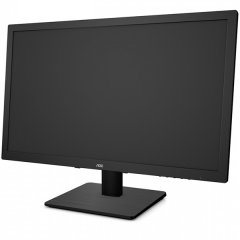 "Монитор AOC 23.8"" IPS 1920x1080 200M:1 4ms VGA/ DVI/ HDMI/ Speakers"