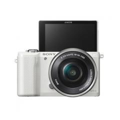 Sony Exmor APS HD ILCE-5000L white