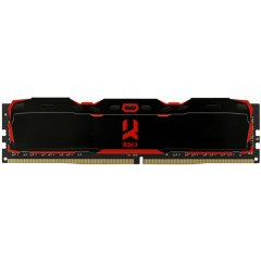 GOODRAM IRDM X BLACK DDR4 4GB PC4-22400 (2800MHz) 16-18-18 512x8