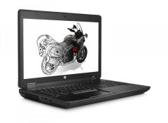 HP Zbook 15 G2 Intel Core i7-4810MQ  256GB Z Turbo Drive SSD &750GB 7200 HDD 8GB RAM DDR3L 2 DIMM