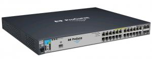 HP E2910-24G-PoE+ al Switch