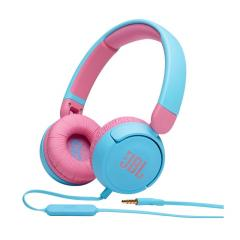 JBL JR310 BLU HEADPHONES