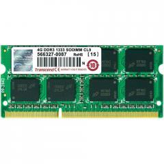 Transcend 4GB JetRam DDR3 SO-DIMM DDR3 PC1333