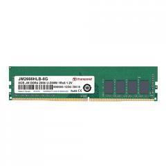Transcend 4GB 288pin U-DIMM DDR4 2666 1Rx8 512Mx8 CL19 1.2V