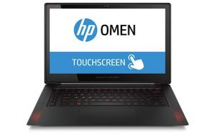 HP Omen 15-5000na Black Aluminium-metal