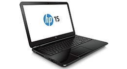 HP 15-g500nu AMD E1-2100 with Radeon HD 8210(1GHz/1MB