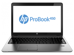 HP ProBook 450 Intel® Core™ i5-5200U  (2.2 GHz