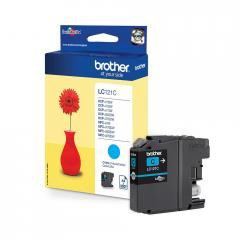 Brother LC-121 Cyan Ink Cartridge for MFC-J470DW/DCP-J552DW