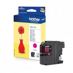 Brother LC-121 Magenta Ink Cartridge for MFC-J470DW/DCP-J552DW