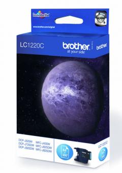 Brother LC-1220C Ink Cartridge for DCP-J525W/DCP-J725DW/DCP-J925DW/MFC-J430W