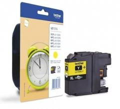 Brother LC-125 XL Yellow Ink Cartridge for MFC-J4510DW