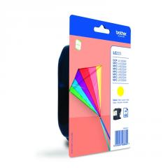 Brother LC-223 Yellow Ink Cartridge