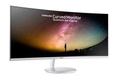 Monitor Samsung C34F791W Curved 34 LED