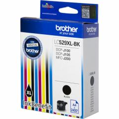 Brother LC-529 XL Black Ink Cartridge High Yield