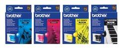 Brother LC-900Y Ink Cartridge for FAX-1835/40/1940/2440