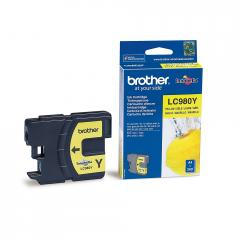 Brother LC-980Y Ink Cartridge