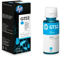 Консуматив HP GT52 Original Ink Cartridge; Cyan;  Page Yield 8000; HP DeskJet GT 5810;