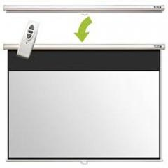 "Acer E100-W01MW Projection Screen 100"" (16:10) Wall & Ceiling Mat White Automatic with Radio Type"