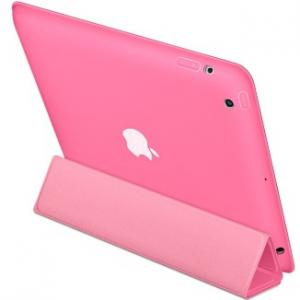 Apple iPad Smart Case - Polyurethane - Pink