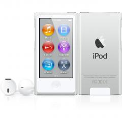 Apple iPod nano 16Gb silver
