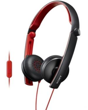 Sony Headset MDR-S70AP black