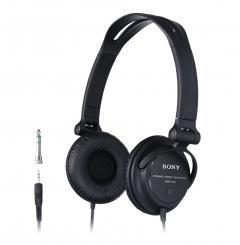 Sony Headset MDR-V150 black