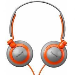 Sony Headset MDR-XB200 orange