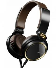 Sony Headset MDR-XB600 gold