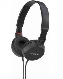 Sony Headset MDR-ZX100 black