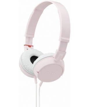 Sony Headset MDR-ZX100 pink
