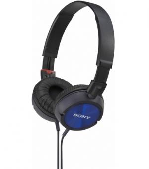 Sony Headset MDR-ZX300 blue