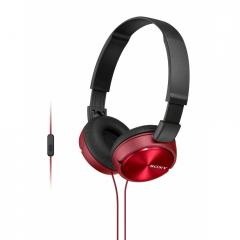 Sony Headset MDR-ZX310AP red