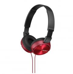 Sony Headset MDR-ZX310 red