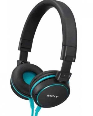 Sony Headset MDR-ZX600 blue