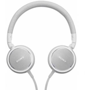 Sony Headset MDR-ZX600 white