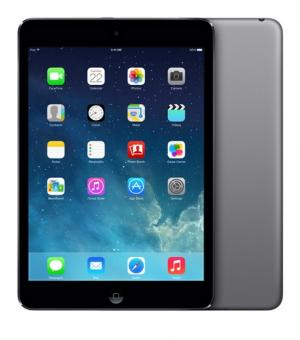Apple iPad mini with Retina display Wi-Fi 32GB - Space Grey + Logitech 2.0 Speakers Z50 - Ocean blue