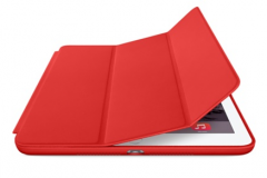 Apple iPad Air 2 Leather Smart Case - (PRODUCT) Red