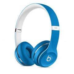 Beats Solo2 On-Ear Headphones (Luxe Edition) - Blue
