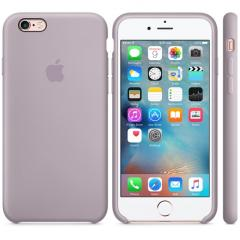 Apple iPhone 6s Silicone Case - Lavender